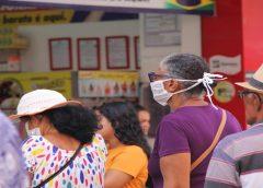 MP recomenda aplicação de multa para quem não utilizar máscaras em Fortaleza
