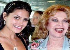 Natália Guimarães comenta beleza de Martha Rocha: 'Inesquecível'