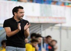'O maior sonho que eu tenho hoje é ser treinador do Barça', diz Xavi