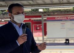 Secretário da pasta de Transportes de Doria é preso pela PF em operação sobre fraudes na saúde