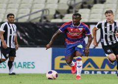 CBF faz mudanças em partidas de Ceará e Fortaleza no Brasileirão