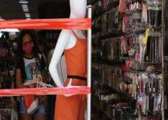 Multa a estabelecimento com frequentador sem máscara chega a R$ 1 mil por pessoa