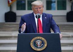 Trump é retirado de coletiva de imprensa após disparos de tiros do lado de fora da Casa Branca