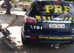 Dois motoristas são presos por crimes de trânsito em Canindé