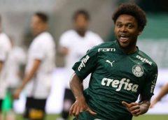 Luiz Adriano é 'o cara' do Palmeiras no Allianz Parque; veja números