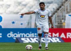 Ramon tenta aproveitar chances para brigar pela titularidade no Cruzeiro