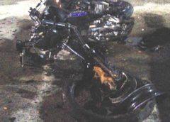 Desastre como motocicleta deixa dois jovens mortos em avenida de Caucaia