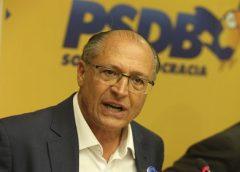 Justiça bloqueia R$ 11,3 milhões de Alckmin em inquérito sobre caixa 2