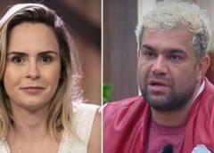 Evandro Santo fala sobre processo de Ana Paula Renault: 'Quer causar'