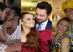 Briga, separa e volta: casais famosos vivem relações de idas e vindas