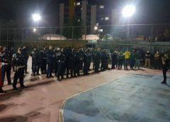 Oito bares são fechados por desacordo a medidas sanitárias no Benfica