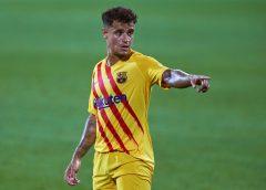 Pilar de Tite, Coutinho, de volta ao Barcelona, atuou apenas 262 minutos desde o retorno do futebol
