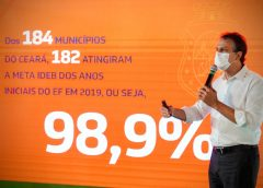 Ceará lidera ranking nacional do Ideb 2019 divulgado pelo Inep
