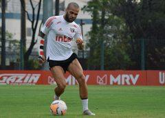 Daniel Alves de volta contra LDU? Veja o que o São Paulo pensa sobre a recuperação do camisa 10