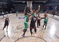 Calouro, Tyler Herro assombra os Celtics, Heat vence jogo emocionante e abre 3 a 1 na série