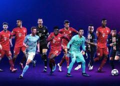 Messi e CR7 não são indicados a melhor da Champions. Neymar sim