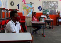 Rio reinicia hoje aulas para alunos do terceiro ano do ensino médio