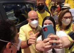 Roberto Cláudio afirma que candidatura de Sarto é a que mais cresce