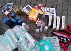 Oito mulheres são detidas suspeitas de furtos a estabelecimentos na Aldeota