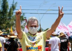 Ainda se recuperando de Covid-19, José Sarto tem sabatina adiada para segunda-feira, 26
