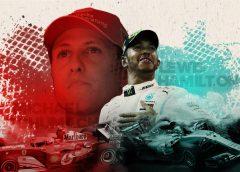 Oito pilotos já foram recordistas de vitórias na história da Fórmula 1; veja a lista até Hamilton
