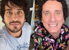 Sem cachos e de barba, Rafael Portugal surpreende fãs