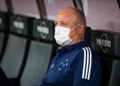 Felipão aponta psicológico e falta de pontaria como vilões do Cruzeiro e faz críticas à arbitragem
