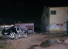 Tiroteio deixa um homem morto no Bairro Planalto Caucaia, na Grande Fortaleza