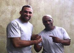 """Werdum relembra soco acidental de Tyson em filme: """"Não quero fazer sparring. Prefiro a amizade"""""""