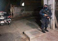 Dupla é presa após atirar contra duas pessoas em avenida de Fortaleza