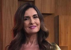 Fátima Bernardes revela câncer no útero: 'Vou me afastar por uns dias'