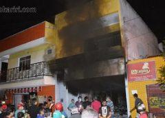 Milagres-Ce: incêndio que atingiu loja não é o primeiro e chama a atenção para necessidade de Bombeiros no Cariri leste