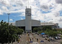 Fraport planeja revitalização dos antigos terminal e base aérea para negociar espaços