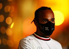Lewis Hamilton testa positivo para Covid-19 e está fora do GP de Sakhir