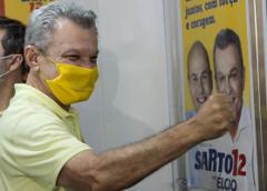 Prefeito eleito de Fortaleza, Sarto diz que pretende disponibilizar vacina contra Covid-19 a toda Capital