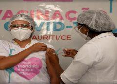 Mauriti inicia a imunização contra a COVID – 19