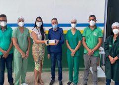 Barro-CE: iniciada a vacinação contra a COVID-19; ações do município se tornaram referência em combate ao vírus