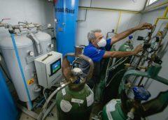 UPAs de Fortaleza produzem o próprio oxigênio a partir de usinas nas unidades