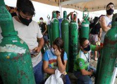 Município do Pará entra em colapso por falta de oxigênio; seis pessoas morreram nas últimas 24 horas