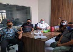 PREFEITO FIGUEIREDO REÚNE-SE COM EMPRESÁRIOS DO RAMO CALÇADISTA QUE APRESENTAM INTENÇÃO DE INVESTIR NO MUNICÍPIO