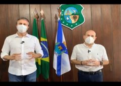 Governador Camilo anuncia fechamento de áreas de lazer de condomínio, reativa leitos e recomenda não viajar