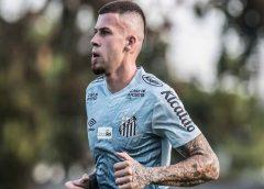 Santos tem dois desfalques e uma dúvida no time principal contra o Fortaleza