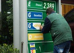 Petrobras anuncia aumento de mais de 8% na gasolina a partir desta terça-feira