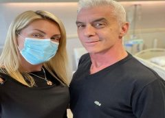 Em meio a tratamento contra câncer, marido de Ana Hickmann é surpreendido ao voltar ao trabalho