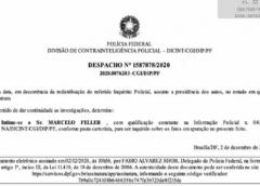 PF intima advogado Marcelo Feller em inquérito de LSN por críticas a Bolsonaro