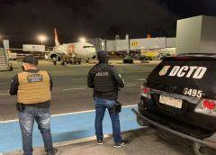 44 foragidos da Justiça do Ceará foram presos em outros estados em 2020