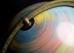 Terra exibe a maior velocidade de rotação dos últimos 50 anos