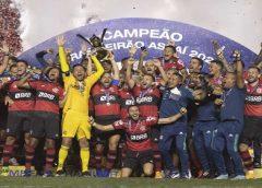 Bicampeão brasileiro, Flamengo tem elenco mais caro do futebol nacional