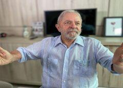 Lula supera Bolsonaro em pesquisa sobre potencial de voto para 2022