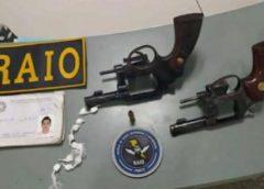 Mulher esconde droga na vagina e é presa com mais dois suspeitos de integrarem facção no Ceará